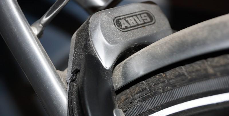 Fahrradversicherung Rahmenschloss Abus