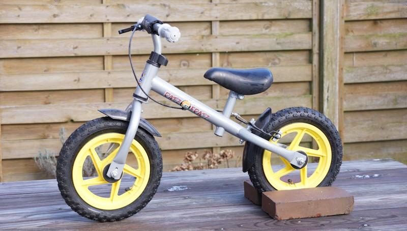 Laufrad Test - Laufrad von Ratz Fratz