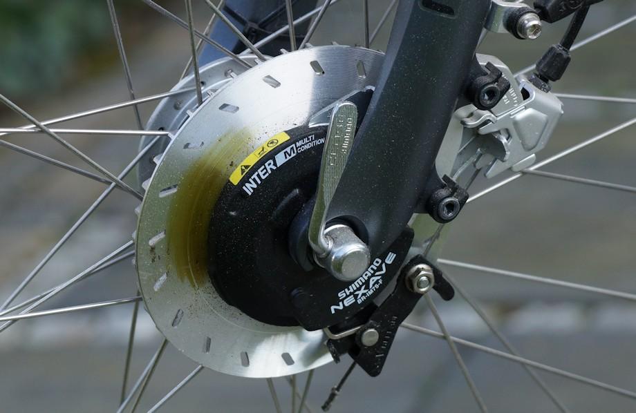 Rollerbrakes Shimano