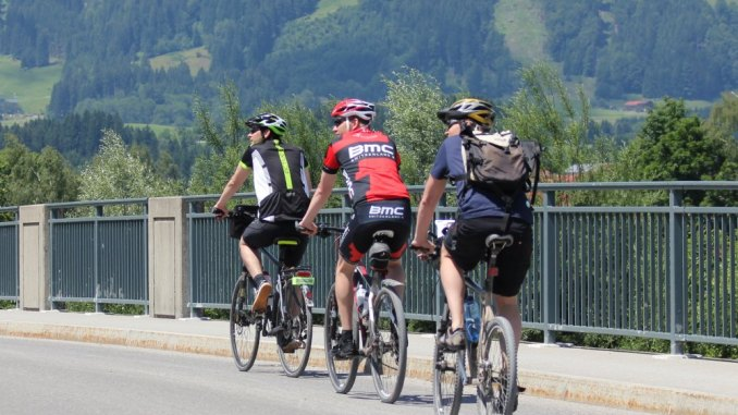 Tag des Fahrrads / Weltfahrradtag