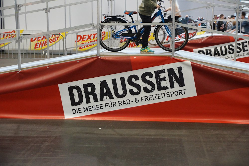 Bremen Messe Draussen