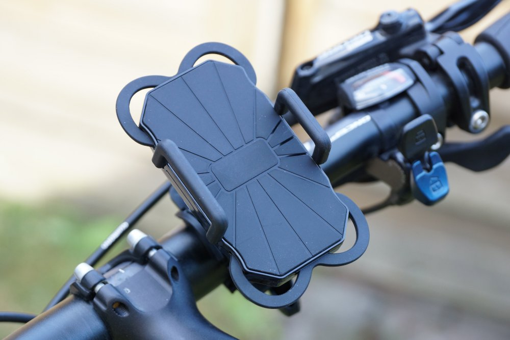 Universal Bike Mount Test