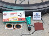 Fahrrad Flickzeug Test