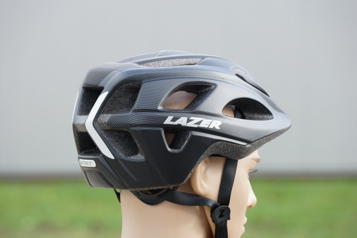 Lazer Beam Helm Test