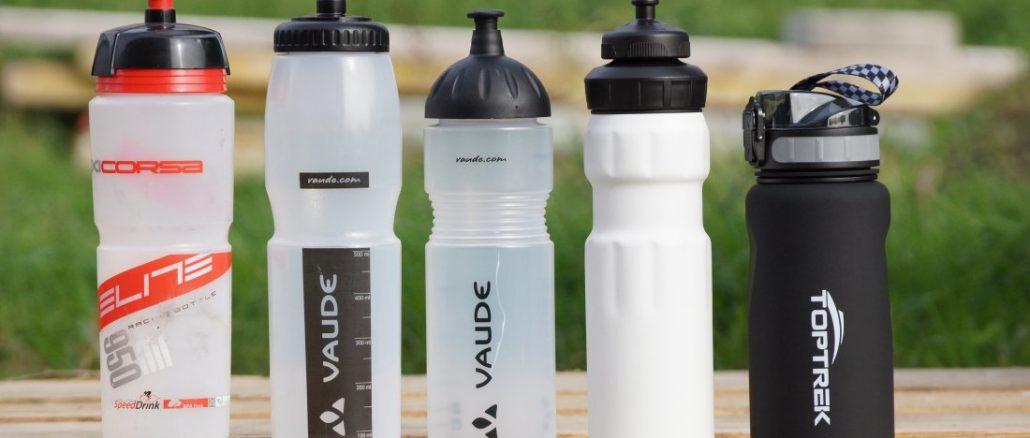 fahrrad trinkflaschen test