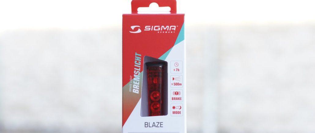 Sigma Blaze Test