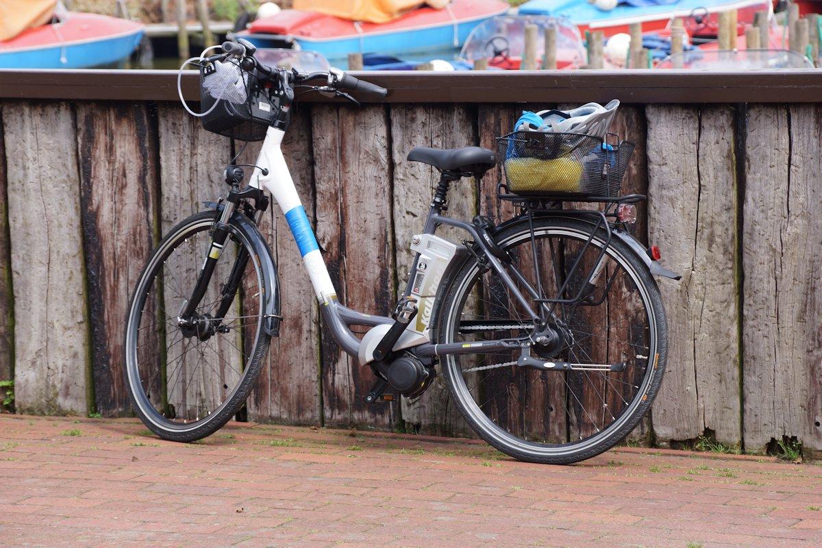 Ausgangssperre Fahrrad Fahren