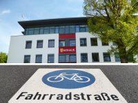 Fahrradstraße von Bad Zwischenahn nach Oldenburg