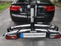 Eufab Bike Lift Test
